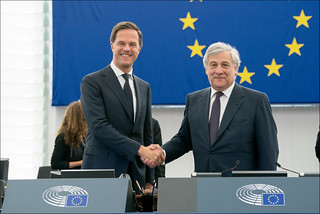 The EU needs to under-promise and over-deliver, says Dutch PM