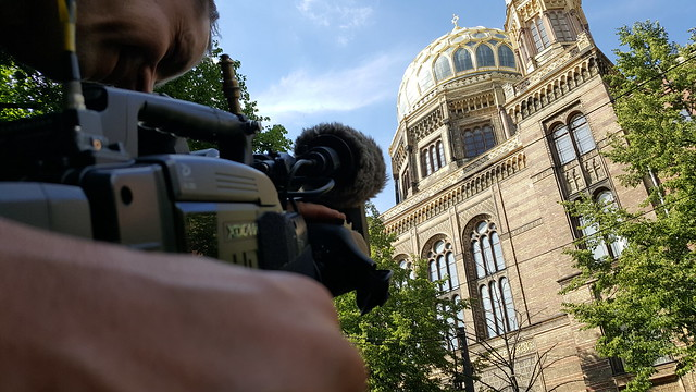 INSIDERS | Filming in Berlin