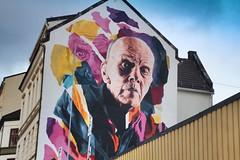 muralmålningar, gatukonst
