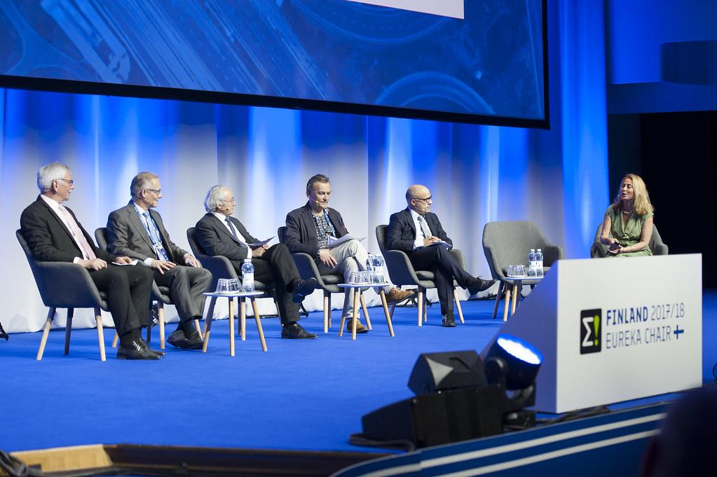 EID 2018 - EUREKA Clusters session