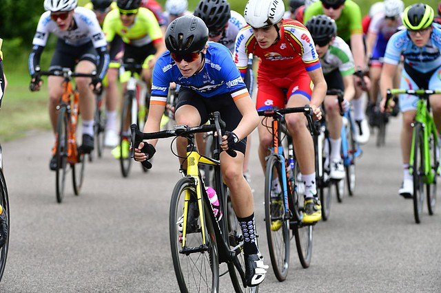 British Cycling Youth Circuit Series - Hillingdon