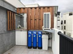 [安裝實績]大金剛全戶式過濾器(全戶軟水)安裝分享-湖口-小伍淨水