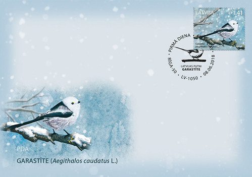 Aploksne Latvijas putni - Garastīte