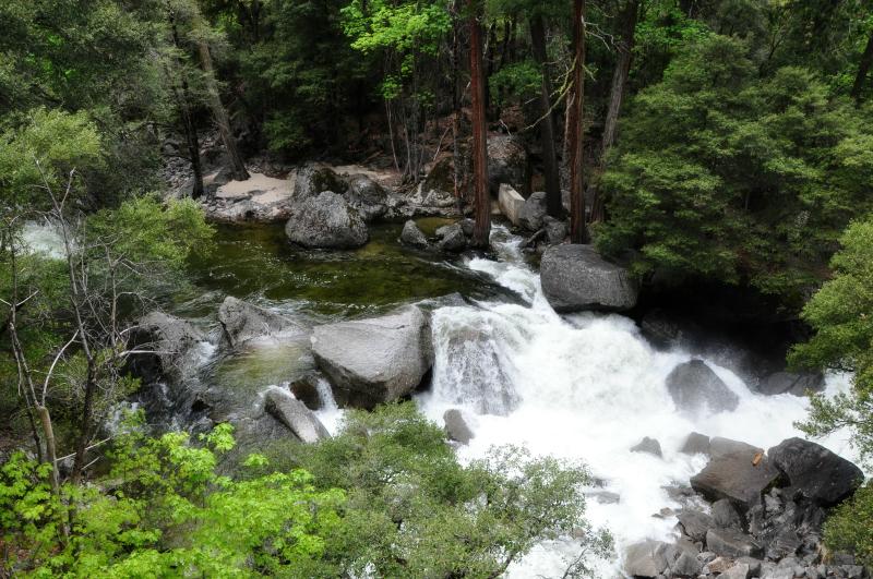 Yosemite Mist Trail @ Mt. Hope Chronicles