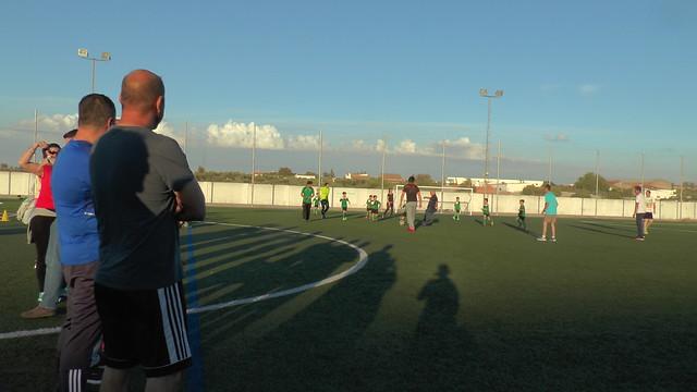Clausura de las Escuelas Deportivas Municipales en Cañada Rosal