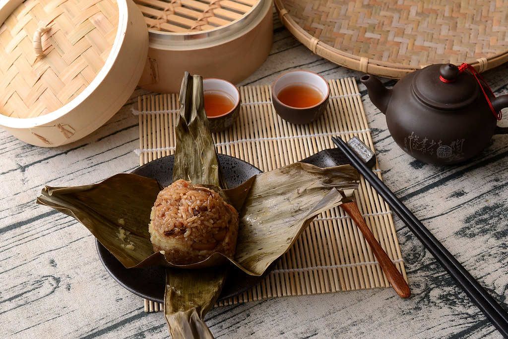 新東陽肉粽