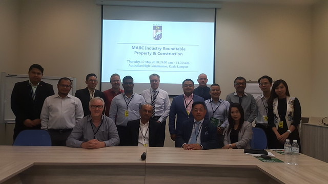 MABC Industry Specific Roundtable: Property & Construction