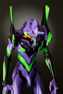 Work of a Genius! KAIYODO Neon Genesis Evangelion Unit-01 from Tani Akira