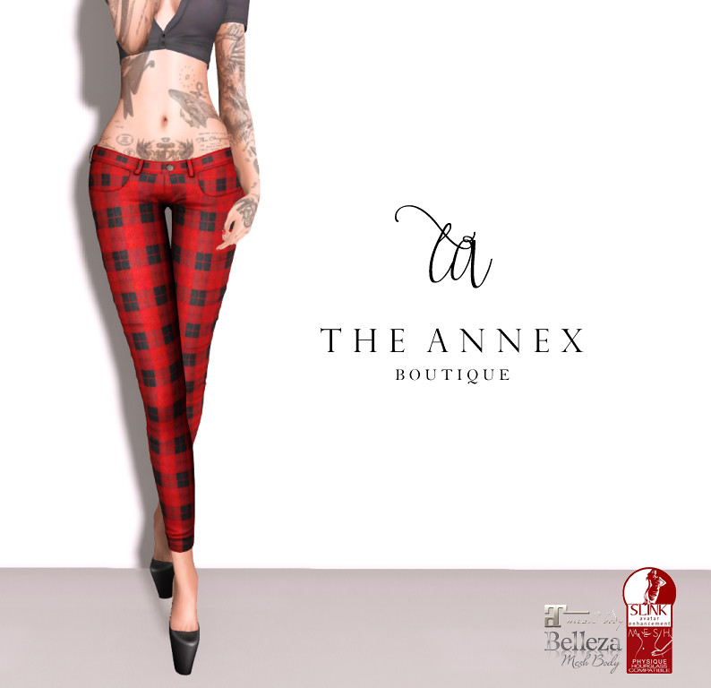 TA RAE SKINNY PANTS VENDOR