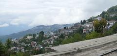 At Darjeeling Train Station