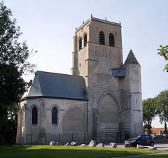 Saint-Georges-sur-l'Aa - Photo of Sainte-Marie-Kerque