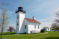 Michigan Trip - May 2018 - Sand Point (Escanaba) Lighthouse