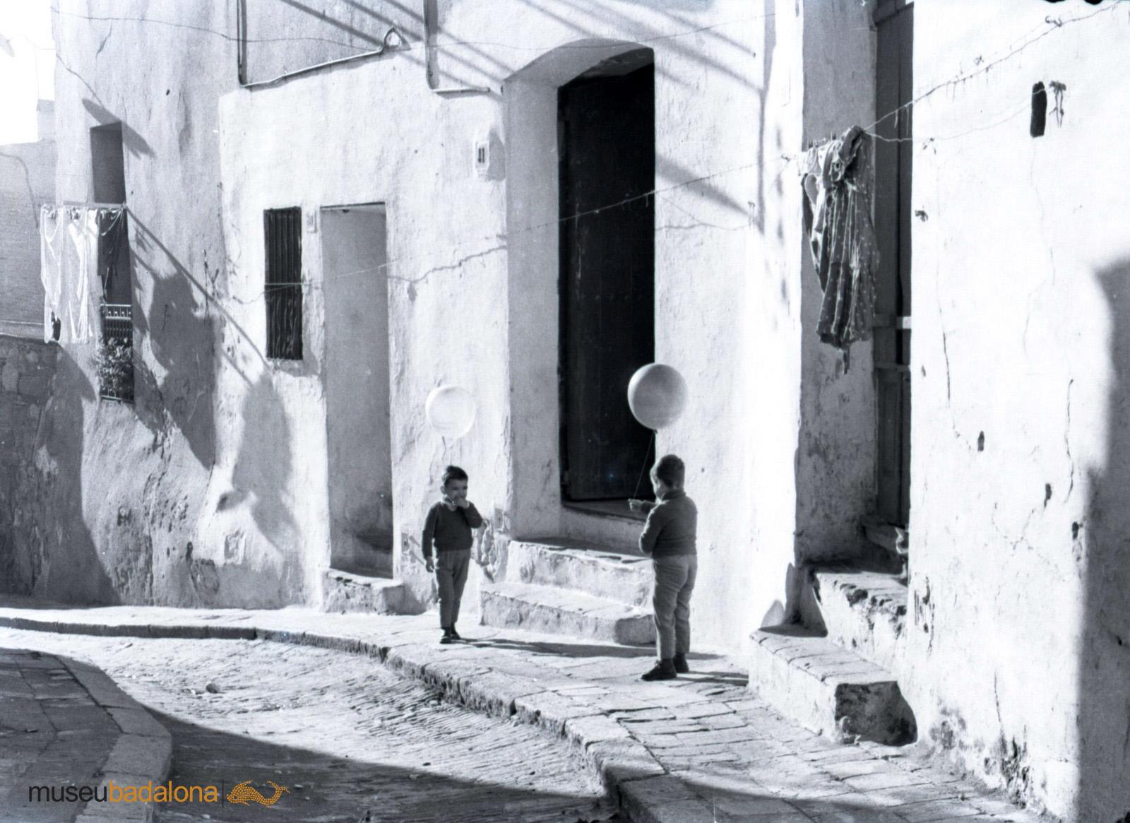 Espais que han canviat amb els anys. Fotografies i diapositives de Josep Cortinas