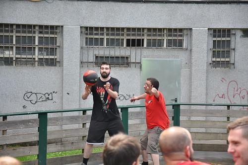 Ugareko jaiak 2018, saskibaloi txapelketa