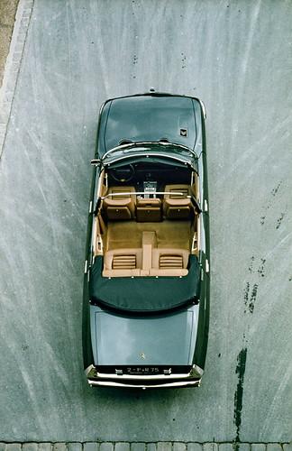 Citroën SM Présidentielle top