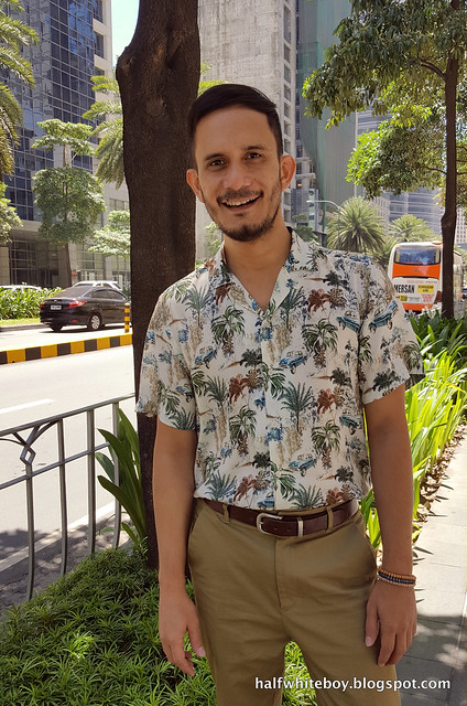 halfwhiteboy - cuban-inspired summer outfit 02