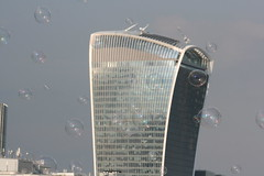 Walkie Talkie and bubbles