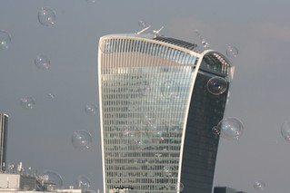 Walkie Talkie and bubbles | by theodoritsis