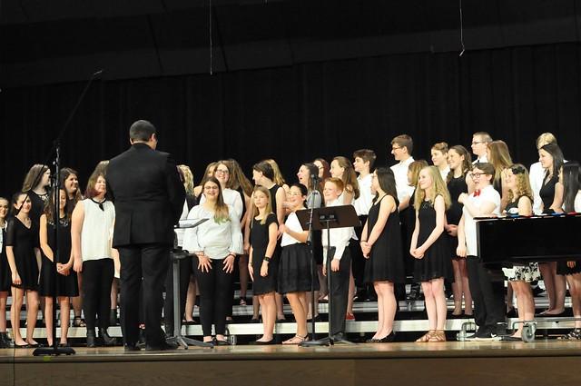 7th Grade Chorus Concert
