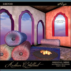 Lilith's Den - Arabian Chillout
