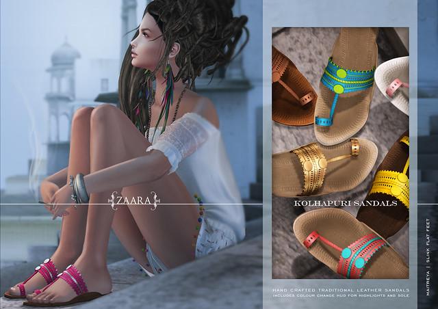 Zaara : Kolhapuri Sandals