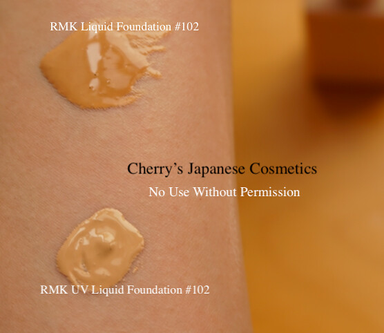 rmk liquid foundations