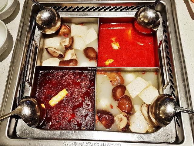 Soup Base Quadruple - Seafood, Tomato, Chicken, Sichuan Mala