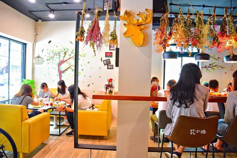 板橋早午餐日日早午餐菜單不限時板橋車站hivi brunch (1)