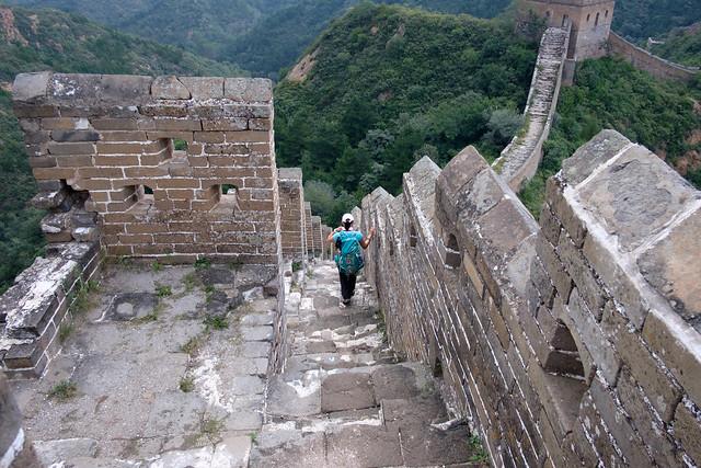 Great Wall of China - 2016-10