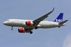 A320 EI-SIB London Heathrow 15.06.18
