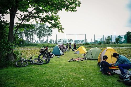 samsbike camp touring