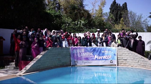Bubur Lambuk Morocco 1