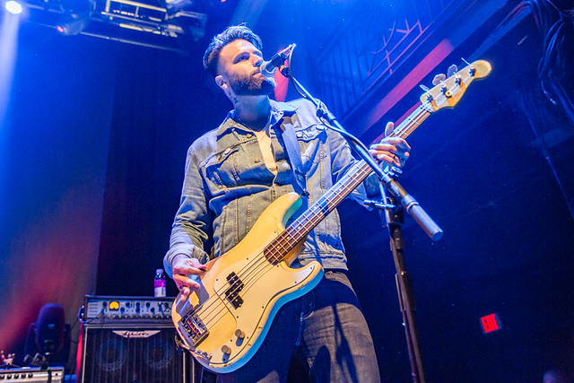 Gaslight Anthem @ 930 Club, Washington DC, 05/27/2018