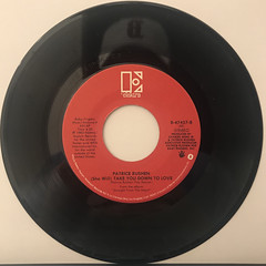 PATRICE RUSHEN:FORGET ME NOTS(RECORD SIDE-B)