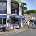 By the harbour in Padstow, Cornwall