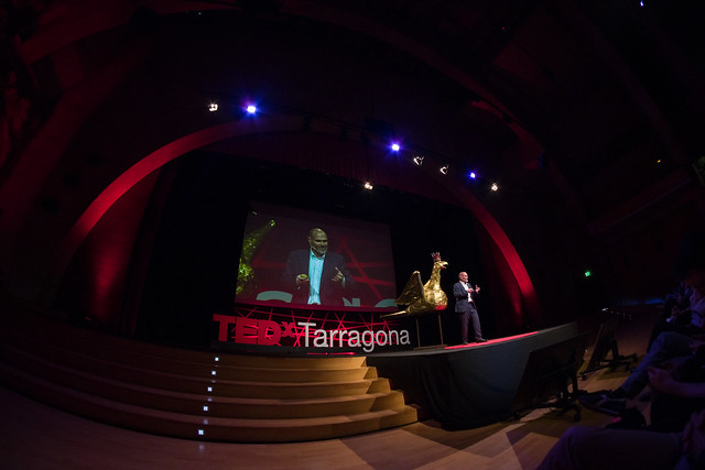 TEDxTarragona 2018 Oradors