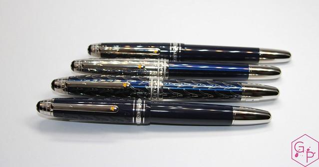 Montblanc Le Petit Prince Fountain Pen Collection Overview @Montblanc_World @AppelboomLaren 61