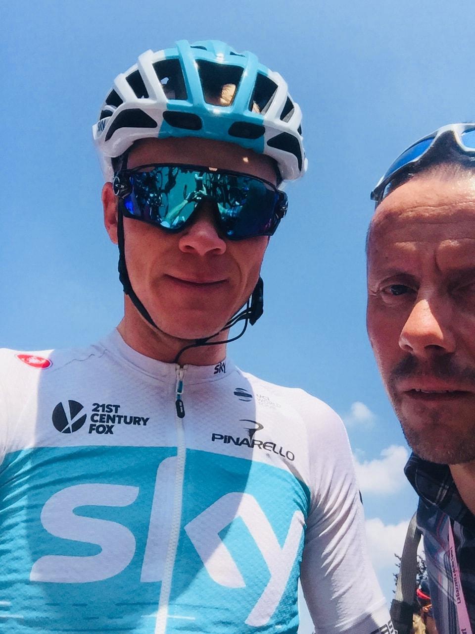 Giro D'Italia 2018: Abbiategrasso