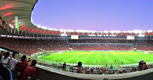 Flamengo vs. Bahia  2 - 0