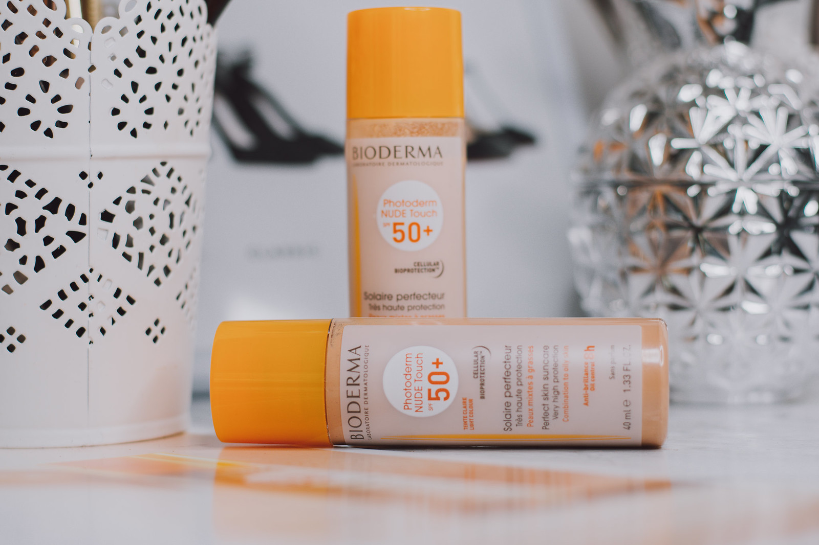 Bioderma Photoderm Nude Touch review