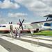 DHC-8-102 Dash 8 C-GAAC Farnborough 2-9-86