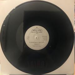 SWEET G:A HEARTBEAT RAP(RECORD SIDE-A)