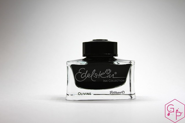 Pelikan Edelstein Olivine Ink Review @AppelboomLaren @Pelikan_World 9
