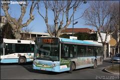 Heuliez Bus GX 127 L - Communauté d'Agglomération du Gapençais / Linéa n°39 - Photo of Gap