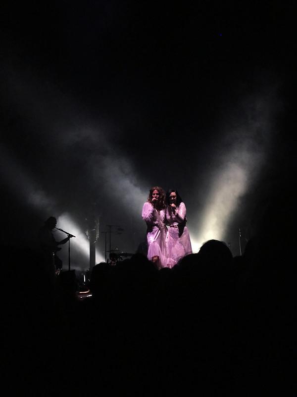 concert brigittes twins