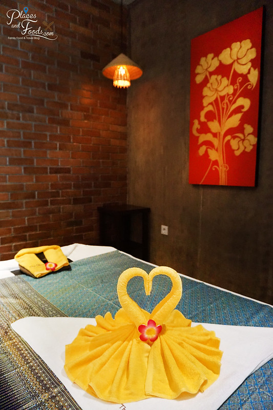 thai odyssey bandung aroma therapy room