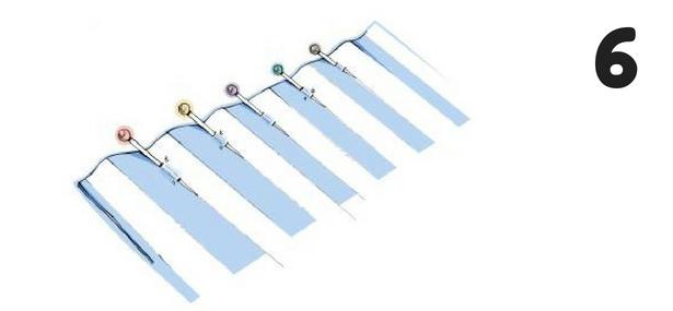 Cutting Stripes Step 6