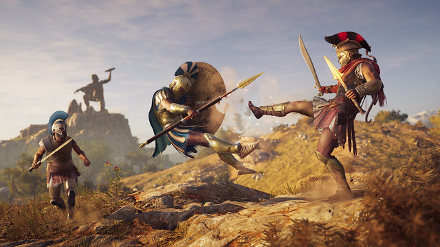 Assassin's Creed Odyssey: Forge Your Own Path ...
