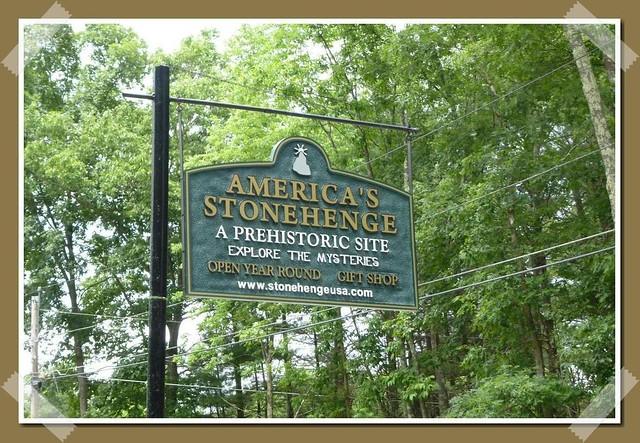 America's Stonehenge - Mystery Hill