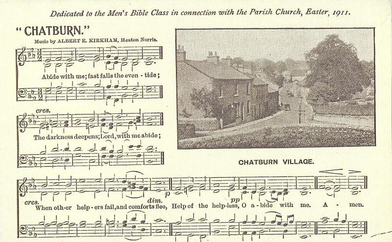 Chatburn the Tune 1911